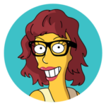 Amantha-Blue-Simpsons